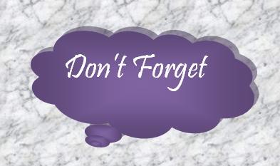 Jangan Lupa Apalagi Terlena